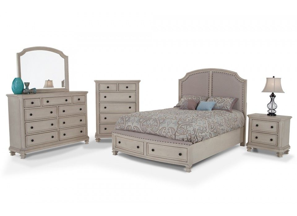 Euro Cottage 8 Piece King Bedroom Set Bedroom Sets Queen Bedroom Sets King Bedroom Sets
