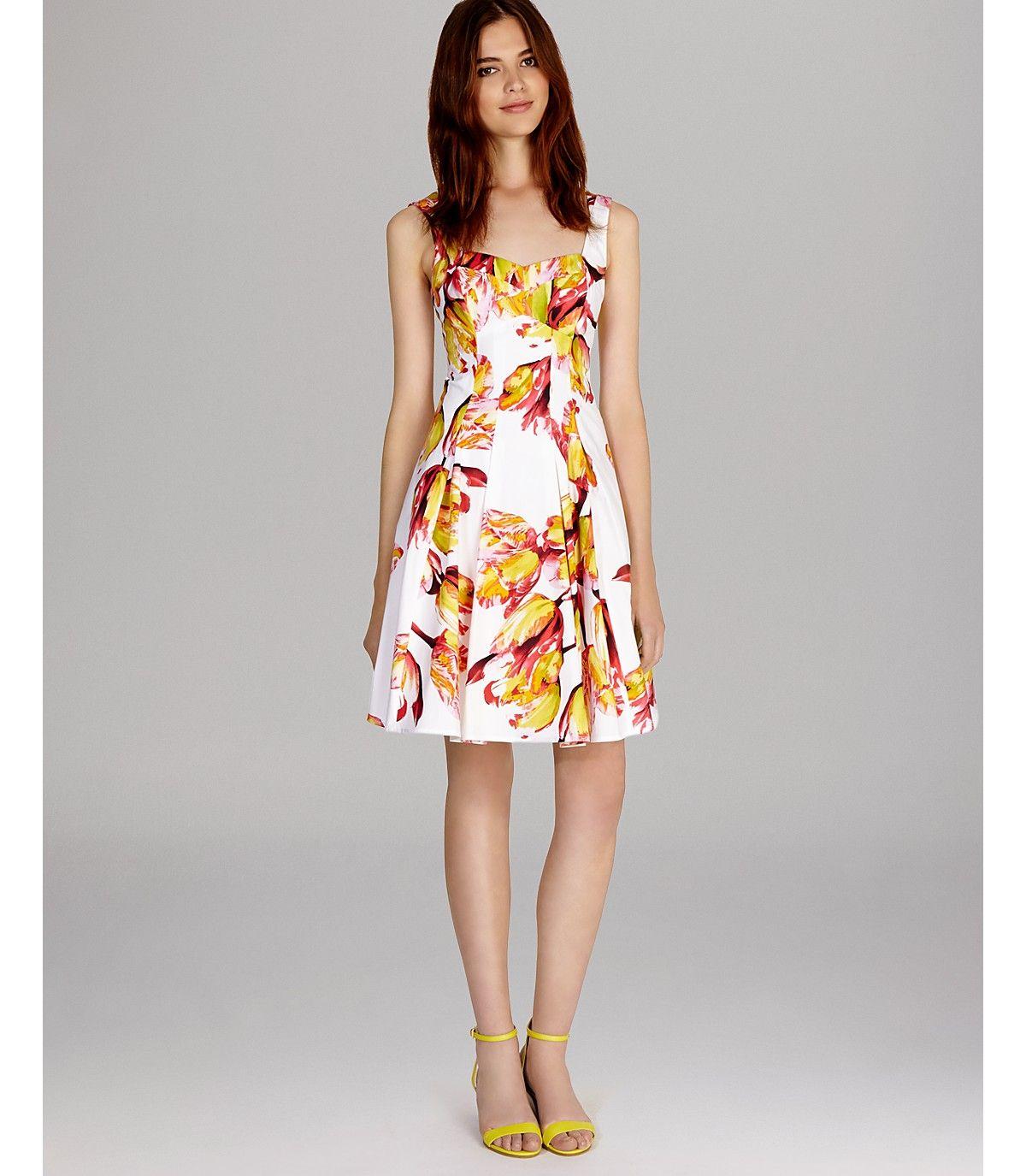 Karen Millen Dress Tulip Print Women Bloomingdale S Tulip Dress Karen Millen Dress Karen Millen [ 1375 x 1200 Pixel ]