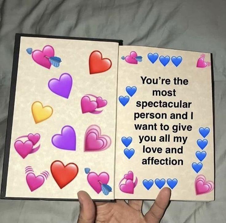 Pin by Genesis on HeartSpam Cute love memes, Love memes