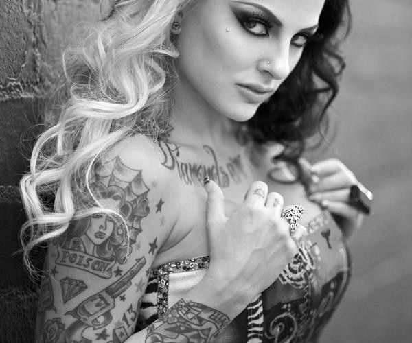 Lou Hopper Is Stunning Beautiful Stunning Tattoos: Pin By Joseph Wunderlich On Tattoos And Perfection