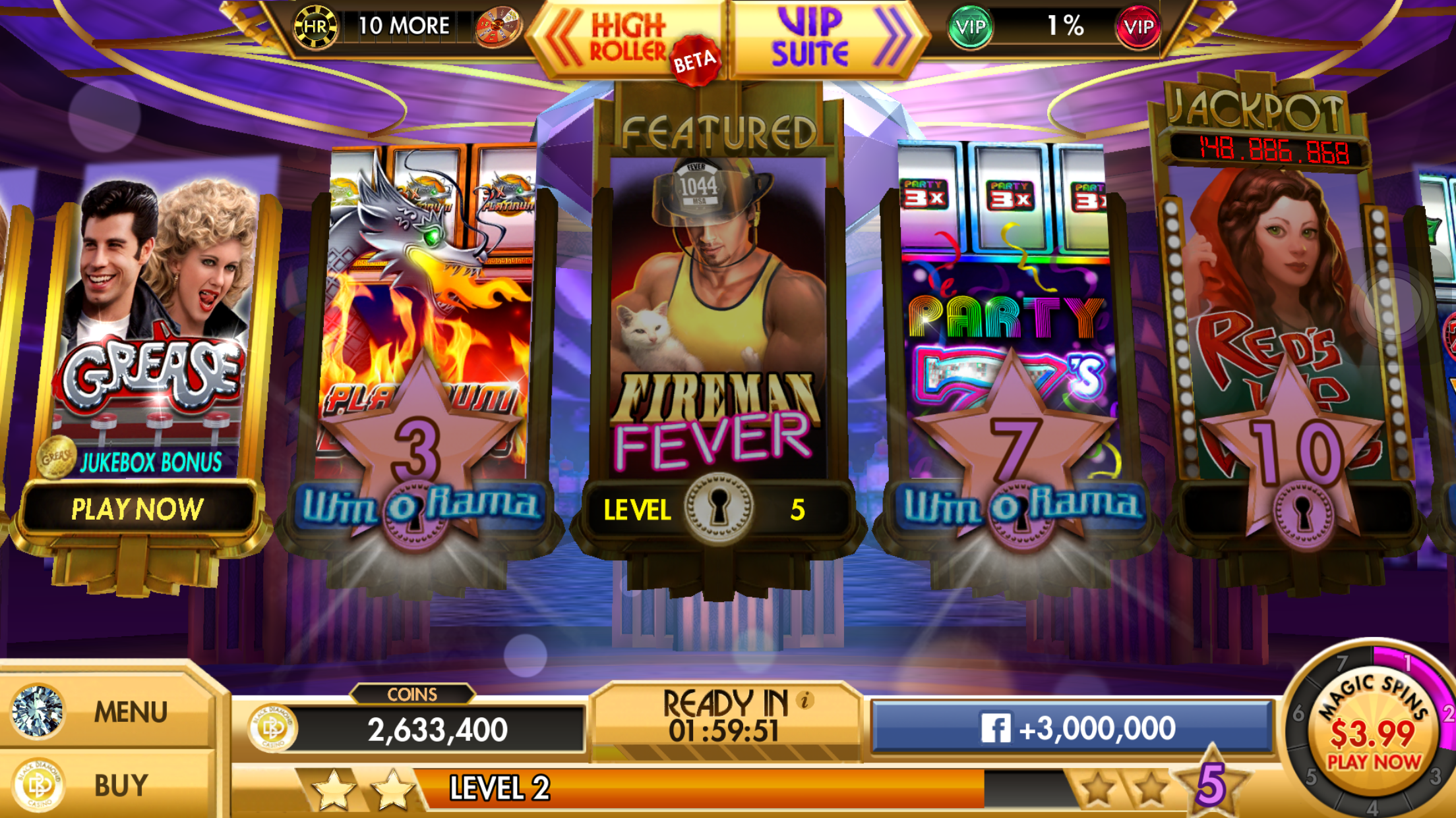 Multi Slots Demo Games Com