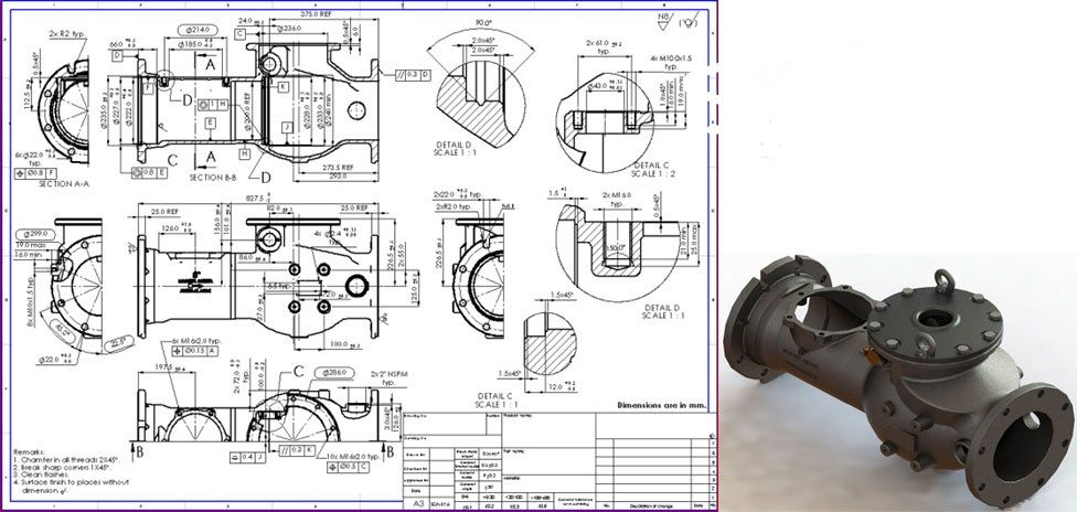 Pin on Mechanical Engineering Design & Drafting Services