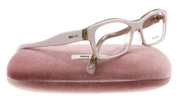 Miu Miu Eyeglasses. Get the lowest price on Miu Miu Eyeglasses and other fabulous designer clothing and accessories! Shop Tradesy now