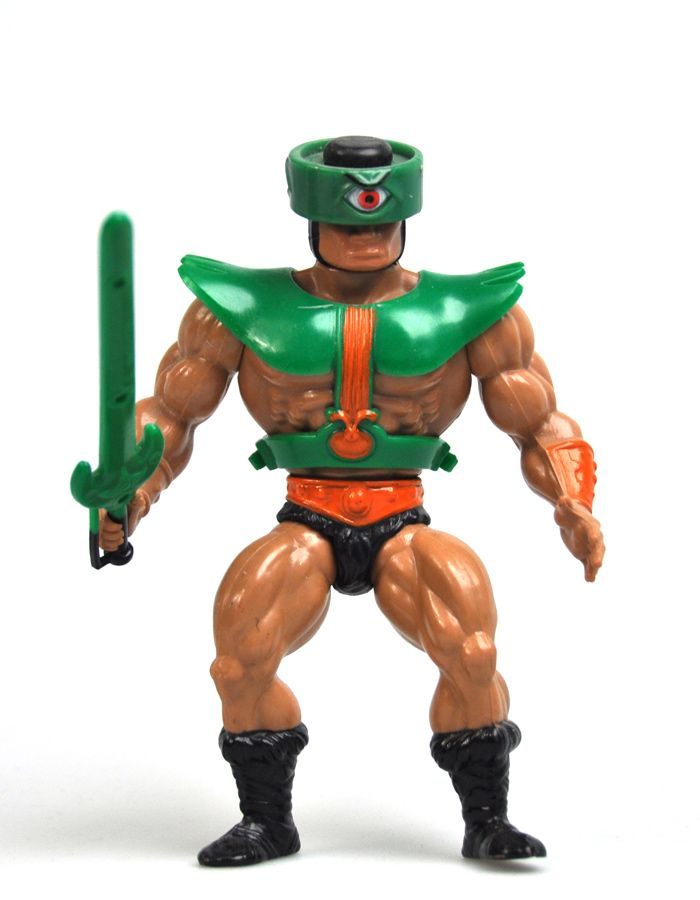 Tri Klops He Man Masters Of The Universe 1983 Best
