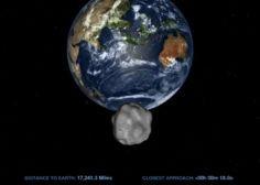 La Terre a de plus en plus de risques d'être touchée par un astéroïde