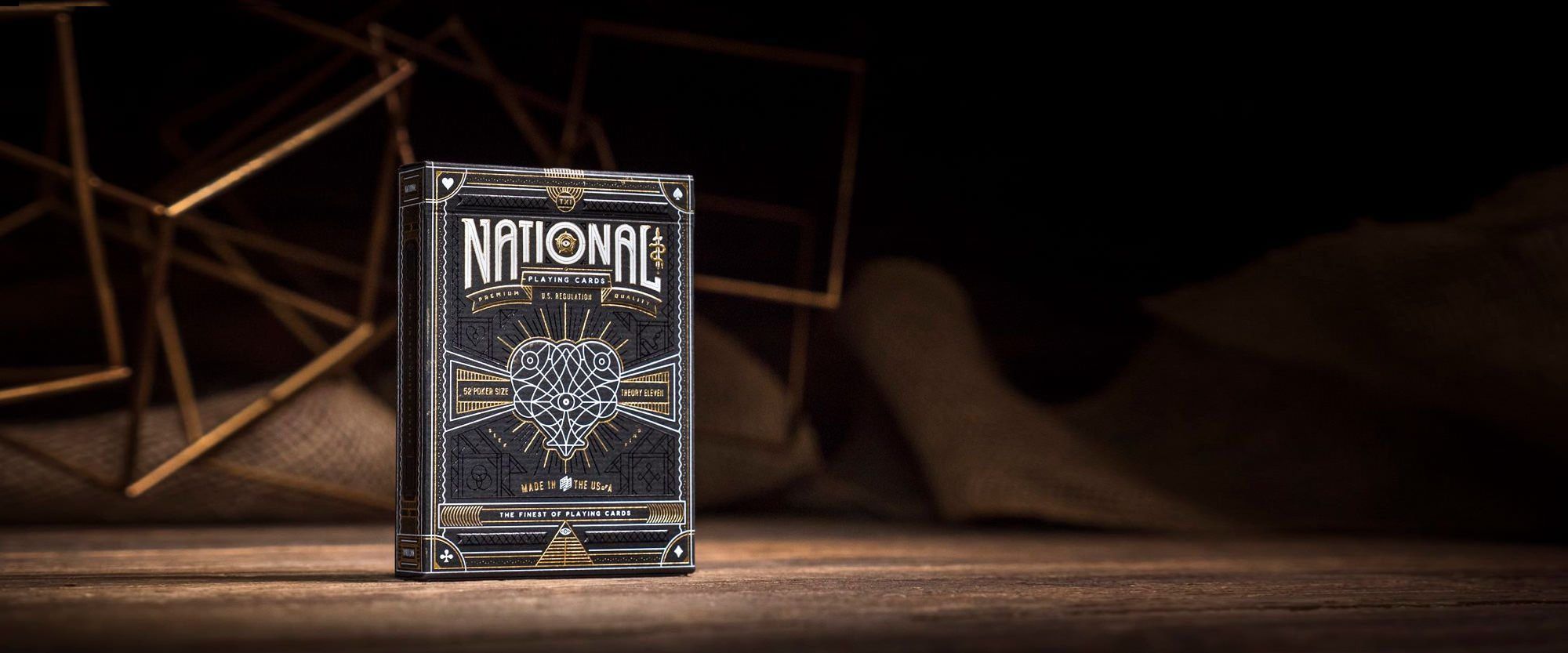 National Playing Cards Cadeau
