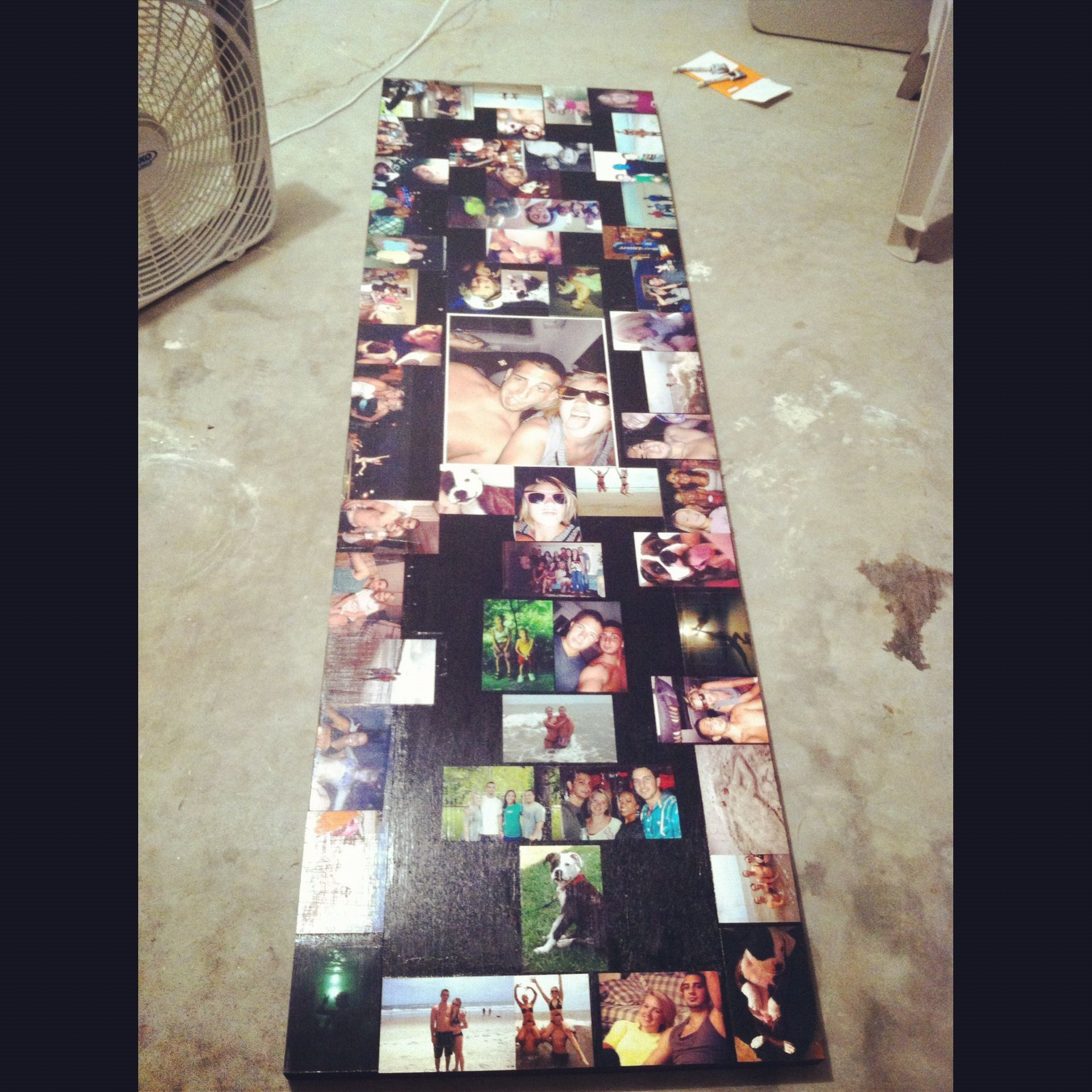 Hockey beer pong table - Mod Podge Beer Pong Table Good Idea