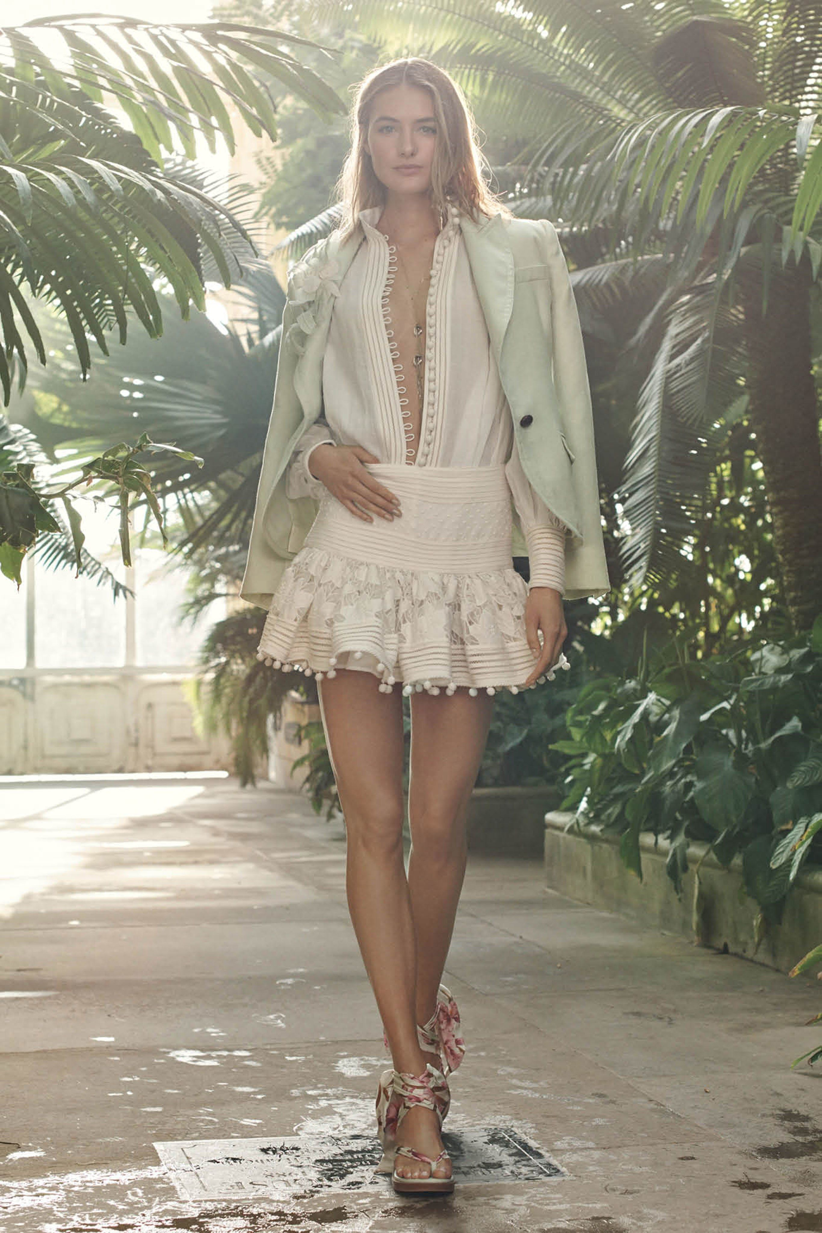 Zimmermann resort fashion show pinterest resorts