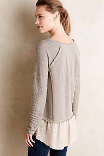 Anthropologie Europe - Automne Pullover