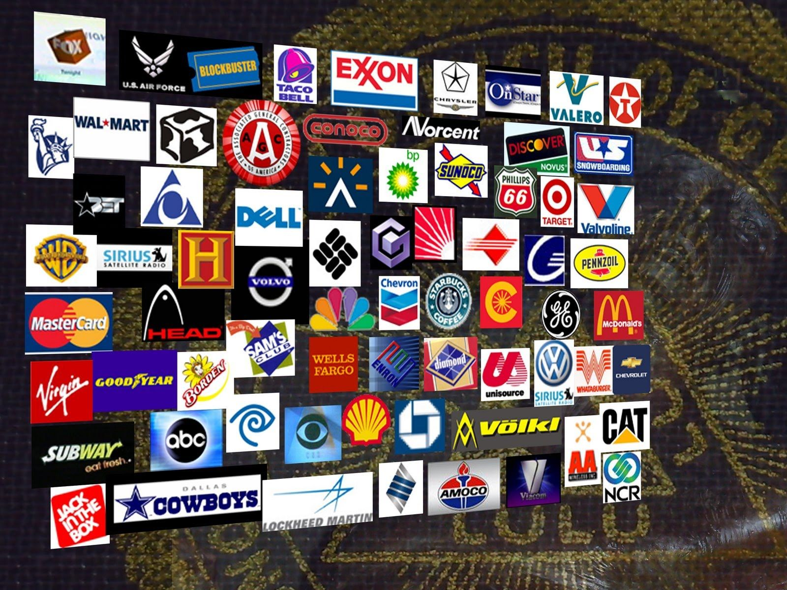 How corporate elite logos and symbols control you la verdad the how corporate elite logos and symbols control you biocorpaavc