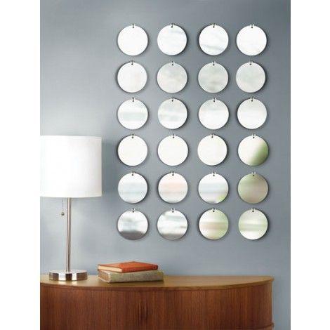 Espejos decorativos espejos decorativos pinterest for Espejos circulares decorativos