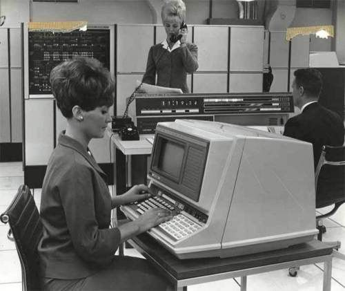 Second generation computers also started showing the Characteristics of modern office
