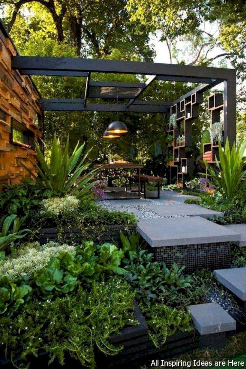 Awesome 49 Cool Backyard Gazebo Ideas On A Budget. More at http://trendecor.co/2018/06/02/49-cool-backyard-gazebo-ideas-budget/