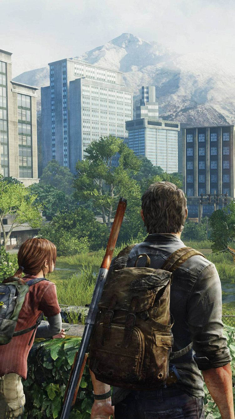 The Last Of Us Mobile Wallpaper Animes Wallpapers Papeis De