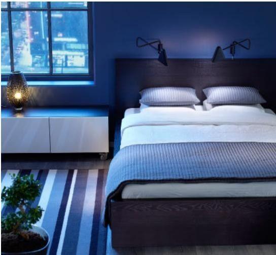 Camere da letto, catalogo Ikea 2013 - Camera da letto Ikea, uno ...
