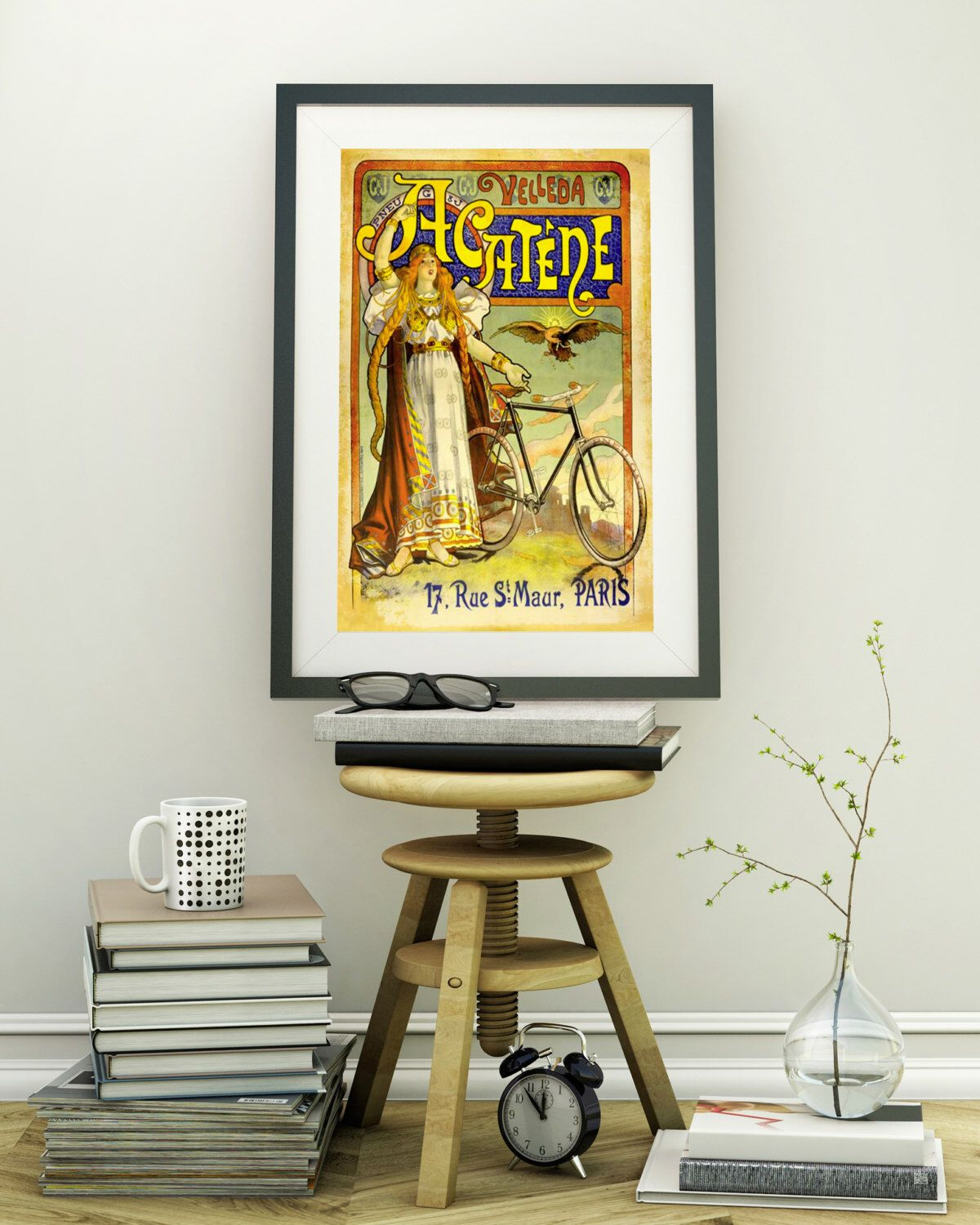 Charming Wall Poster Art Images - The Wall Art Decorations ...