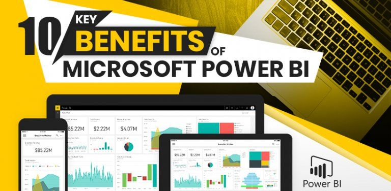 10 Key Benefits of Microsoft Power BI | Power Bi Consulting