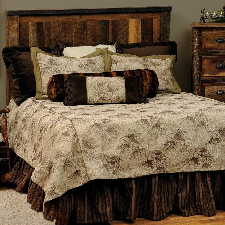 Pine Forest Bedding Collection by Wooded River Rustic