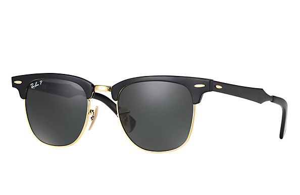 ffa3c66b6 Ray-Ban 0RB3507 - CLUBMASTER ALUMINUM SUN | Official Ray-Ban Online Store  Óculos