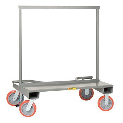 Little Giant Usa 2000 Lb Capacity Table Dolly Wayfair In 2020 Little Giants Steel Deck Craft Fairs Booth