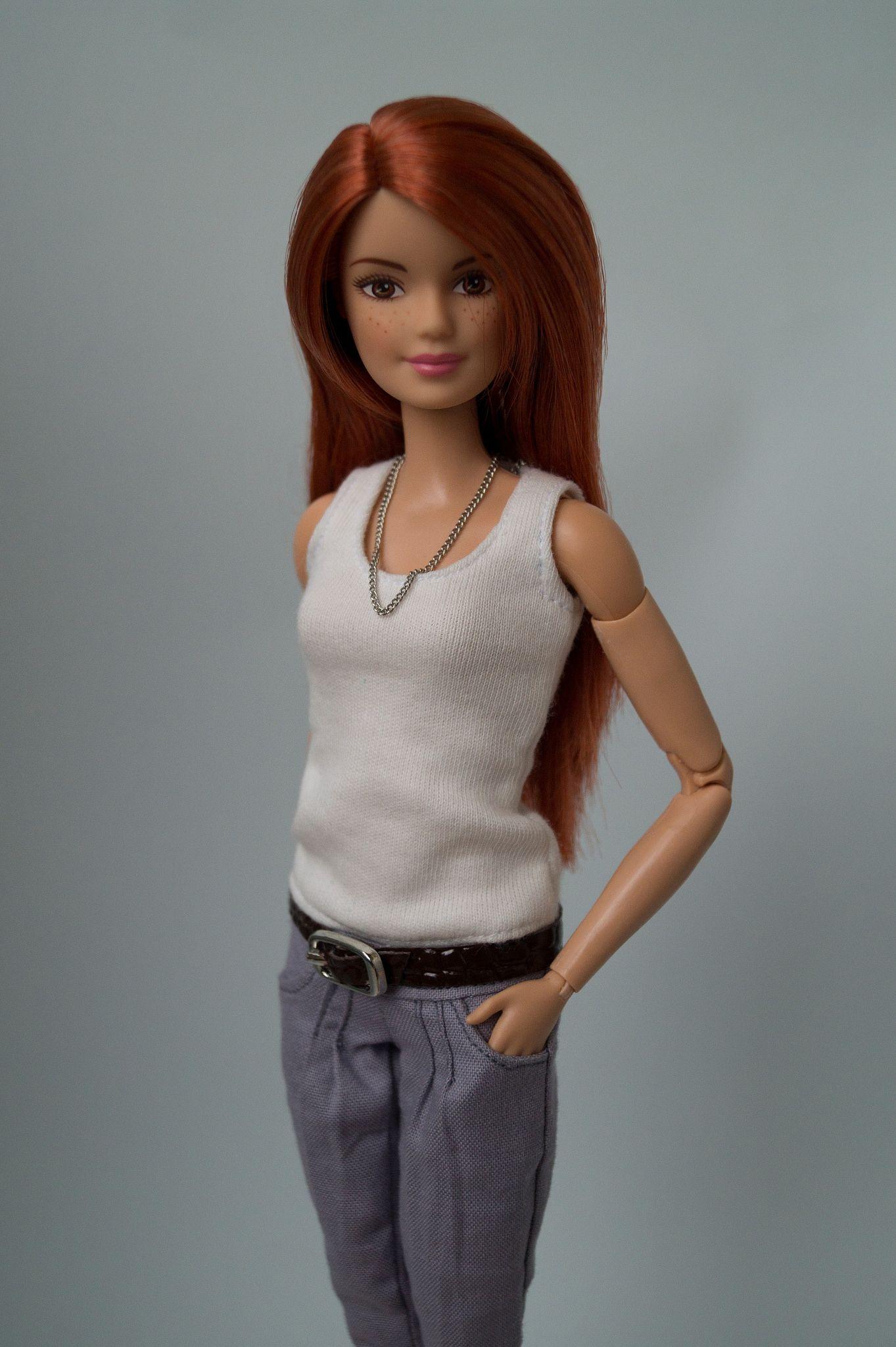 Redhead work clothing