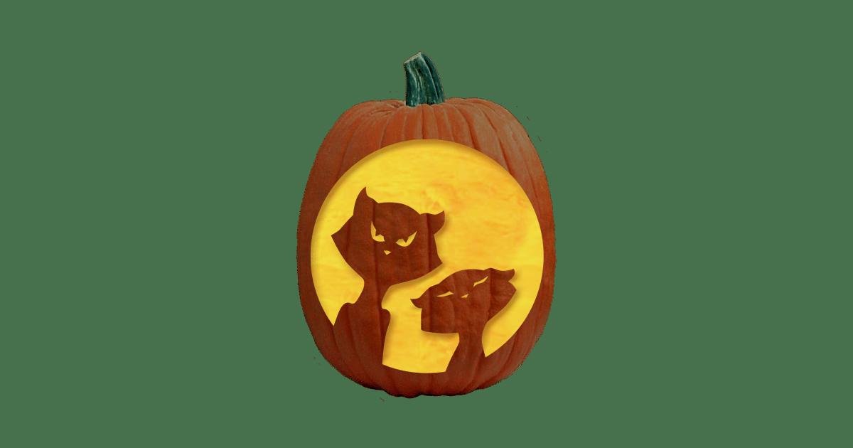 Pin on Pumpkin carving patterns