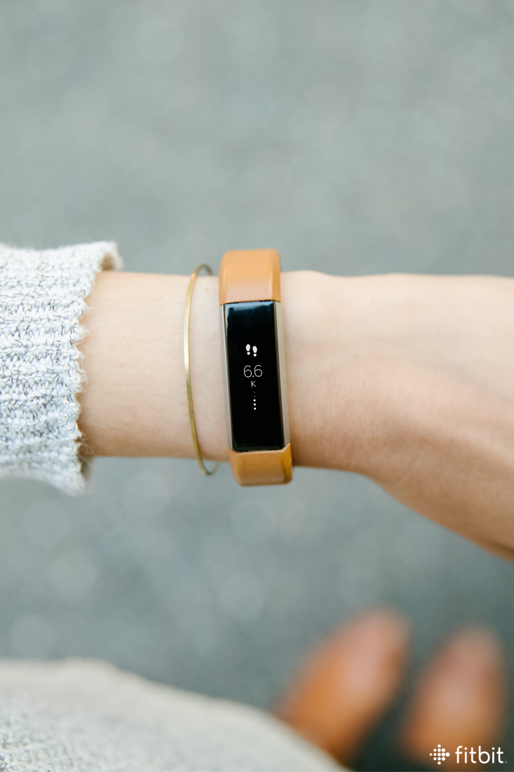A new camel accessory band for Fitbit Alta is here! It's soft, genuine  leather