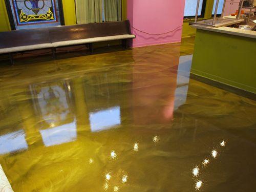 Epoxy Floors Harmon Concrete Painted Concrete Floors Flooring Garage Floor Epoxy