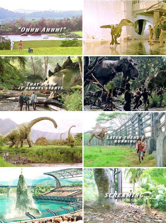 Jurassic Park #jw #jurassicparkworld