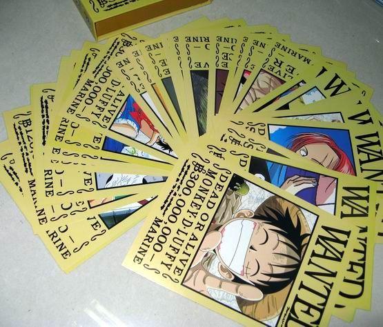 One Piece Nami Zoro Ace Cards OPCD9306
