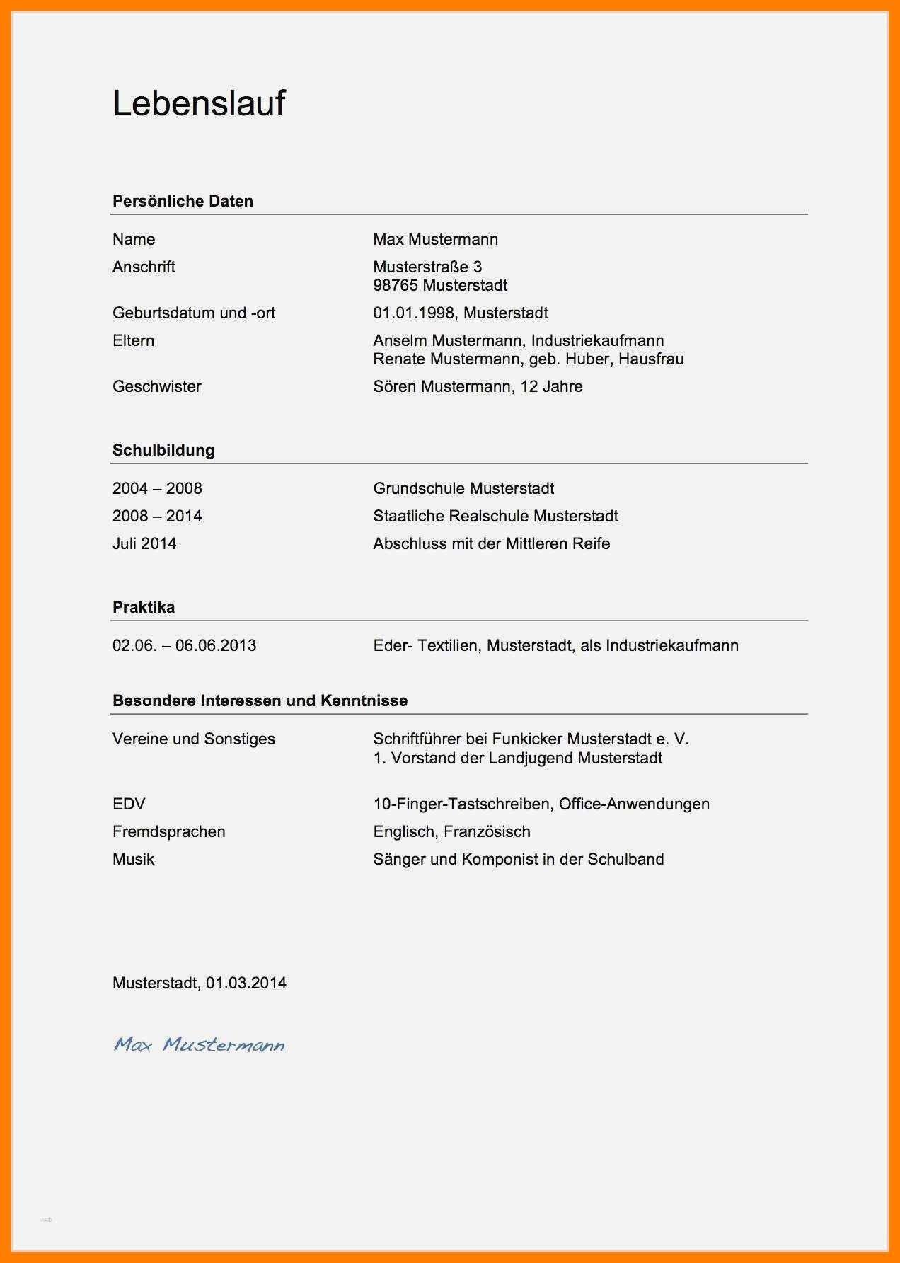 Frisch Din 5008 Bewerbung Vorlage Word Briefprobe