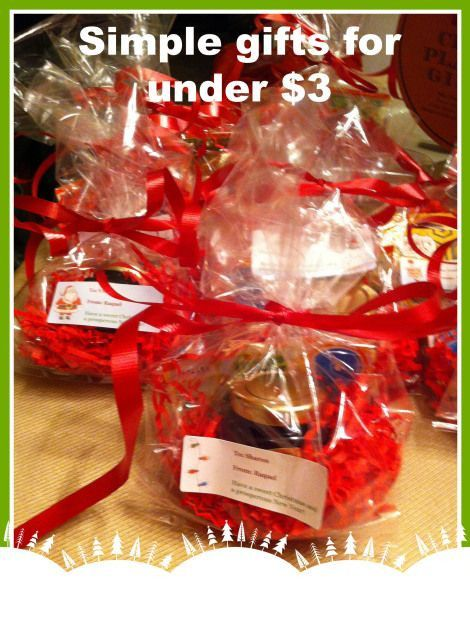 employee t ideas (With images) | Inexpensive holiday gifts ...