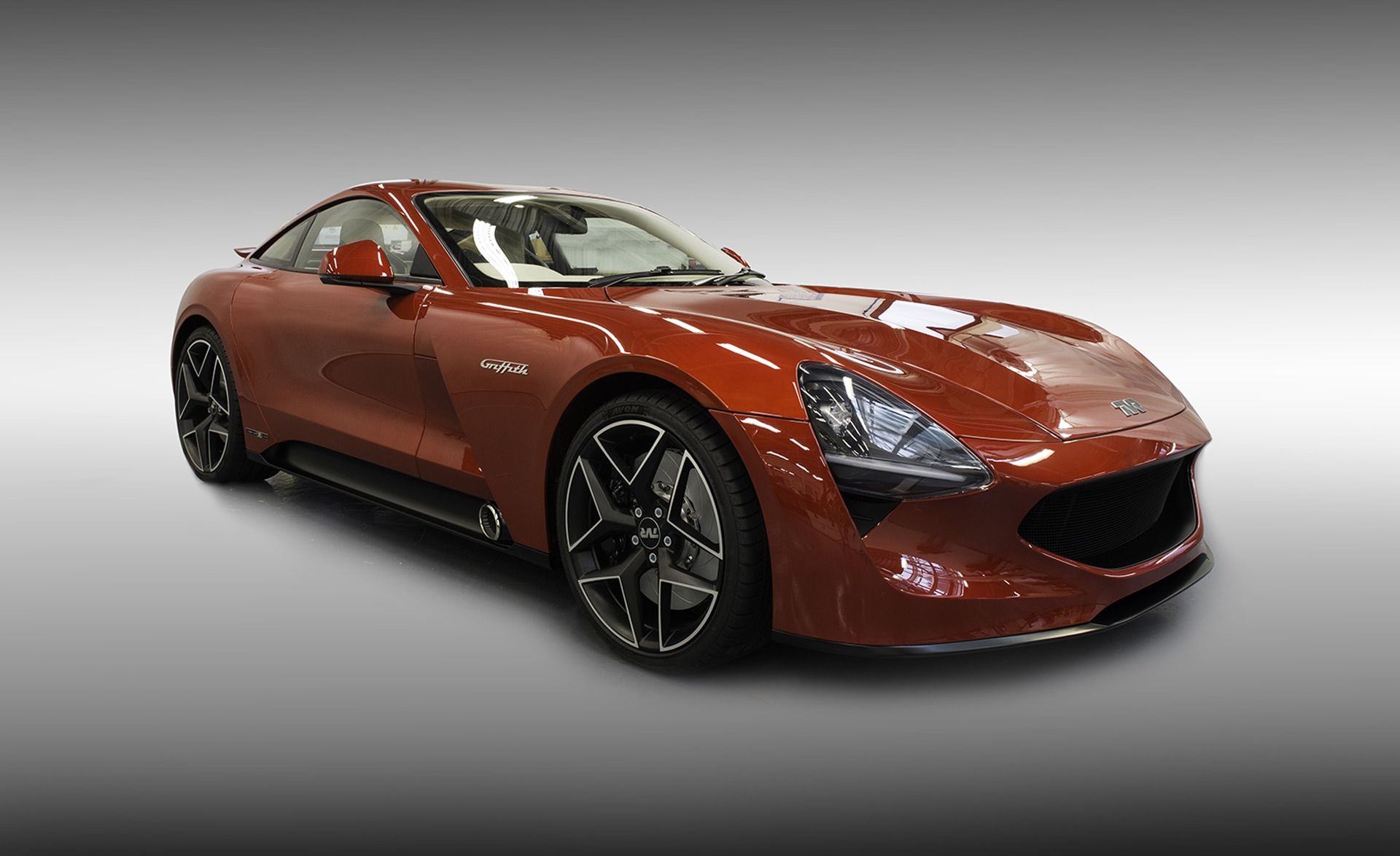 Tvr griffith revealed beloved british sports car company is back