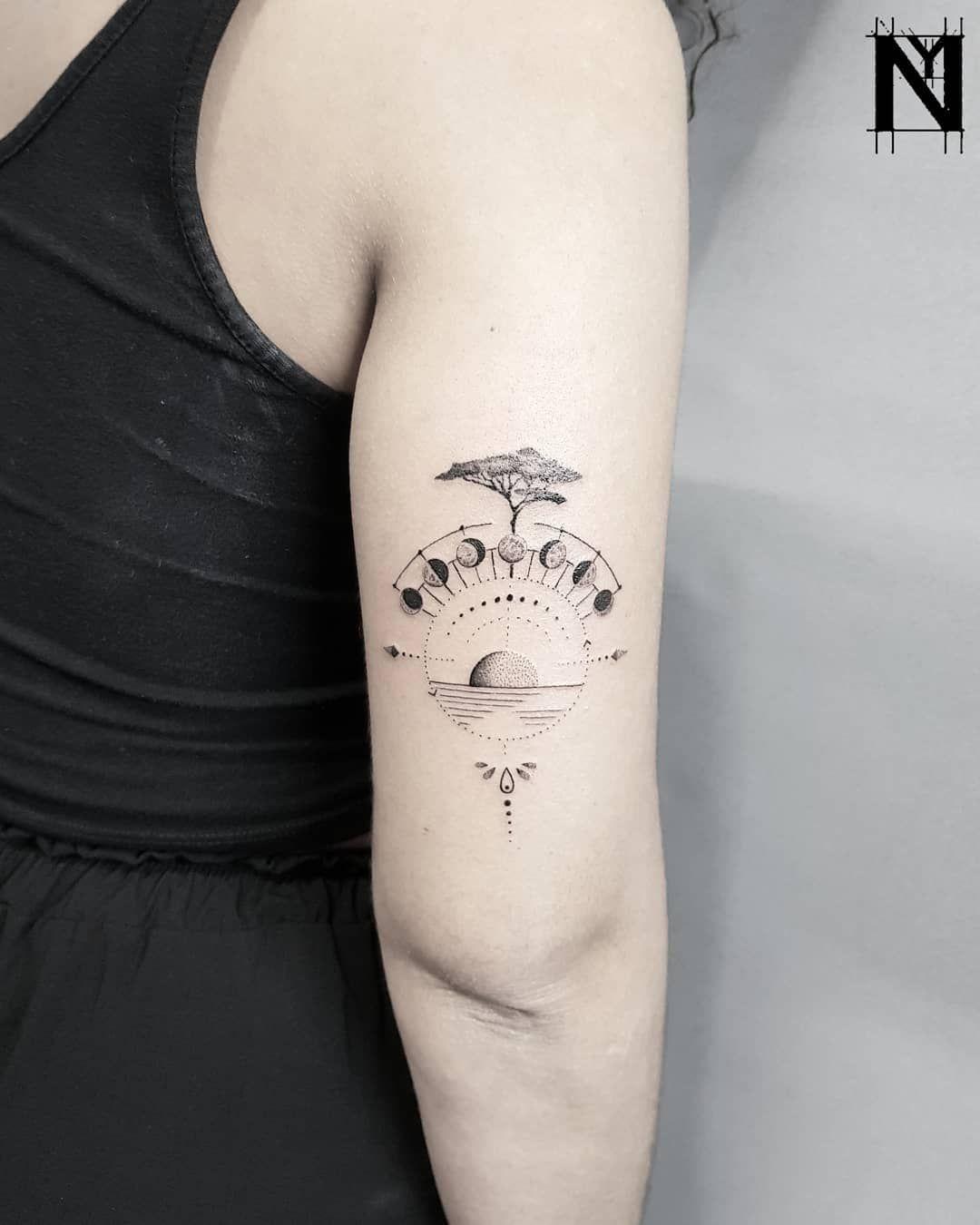 Aylen Moon pinaylen olivera on tatuajes | tatuajes