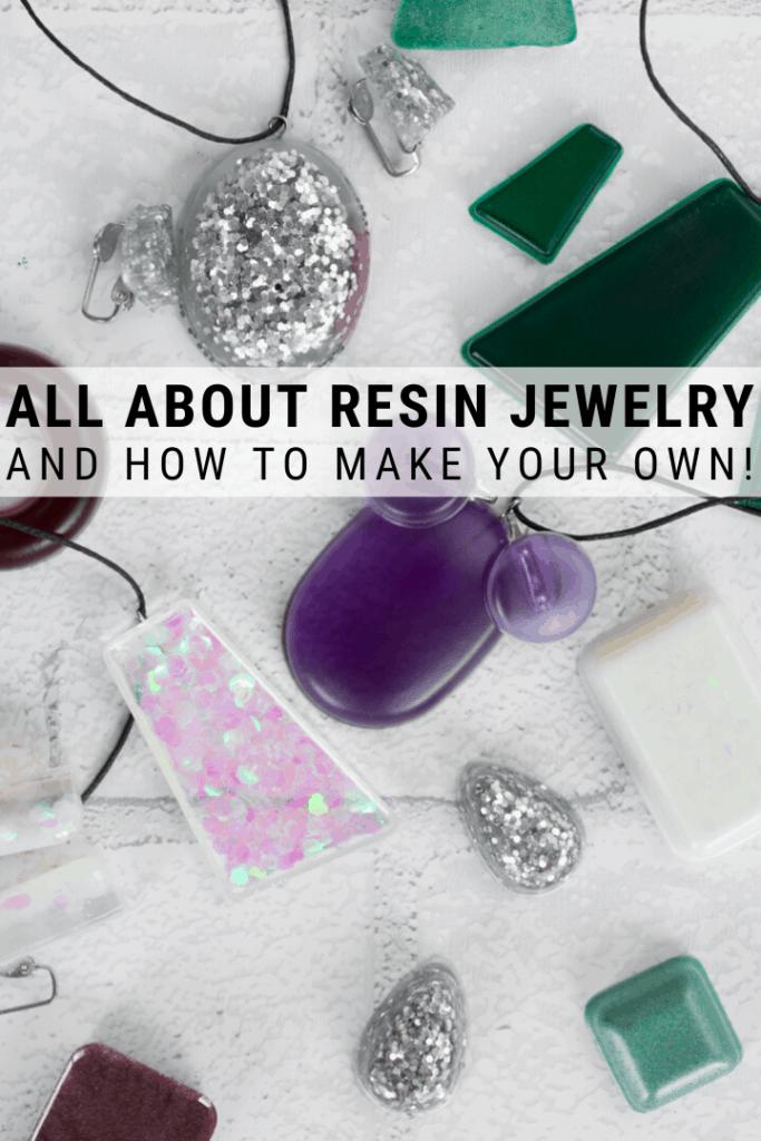 14+ Resin jewelry ideas for beginners ideas