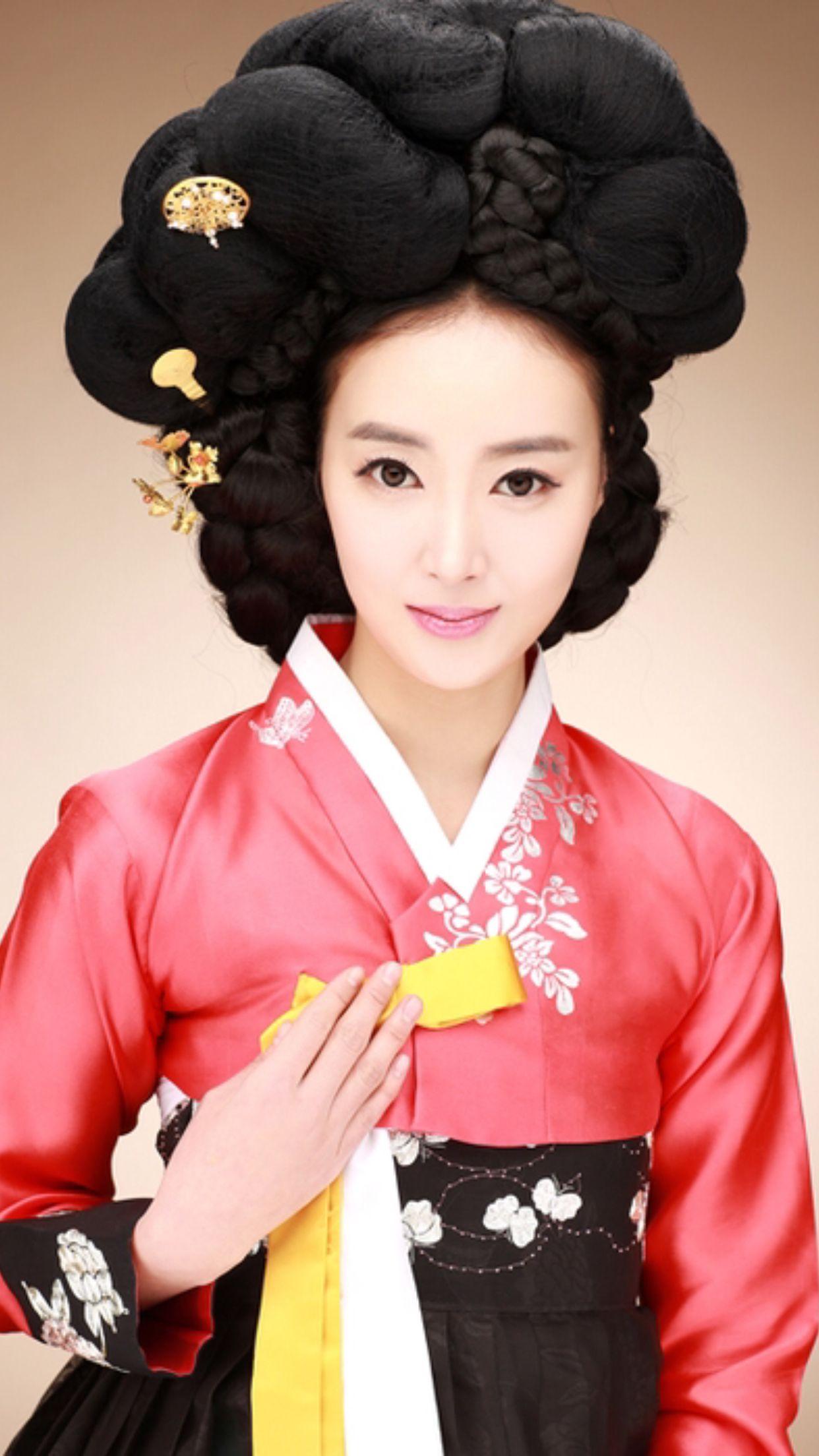 한복 Hanbok  Korean traditional clothesdress  Asia Dress