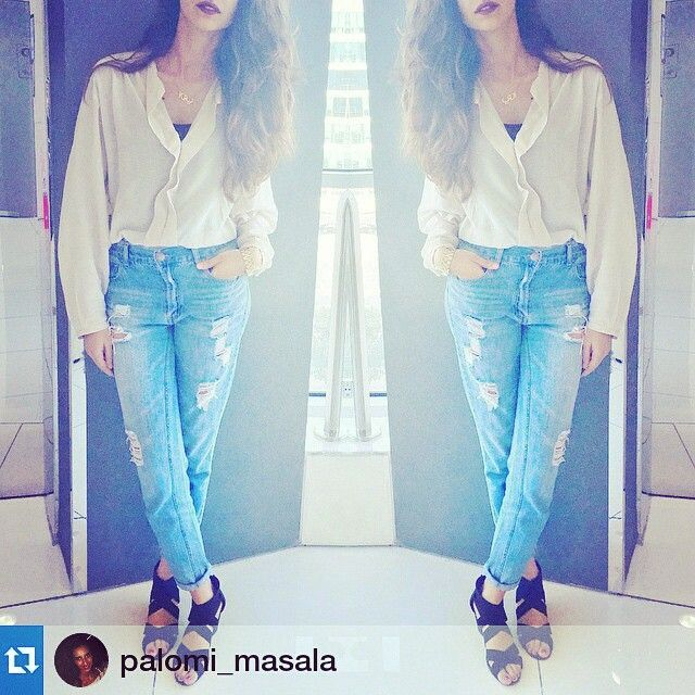 What a chic outfit! One of our favorite #antandre girls we know!  @antandreco #Repost @palomi_m...Instagram photo | Websta (Webstagram)