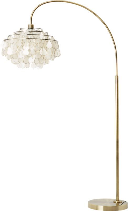 Teardrops Arc Floor Lamp Floor Lamp Lamp Modern Floor Lamps