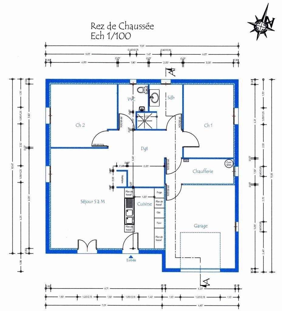 10 Plan Maison Gratuit Facile How To Plan Architect Good Company
