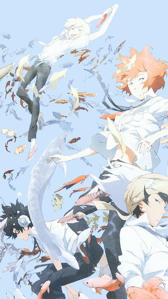 Tsuritama Wallpaper Anime Anime And Cartoons Anime Manga