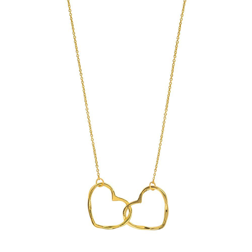 Juvi Designs Gold vermeil hearts entwined pendant, Gold Buy for: GBP55.00 House of Fraser Currently Offers: Juvi Designs Gold vermeil hearts entwined pendant, Gold from Store Category: Accessories > Jewellery > Necklaces for just: GBP55.00 Check more at http://nationaldeal.co.uk/juvi-designs-gold-vermeil-hearts-entwined-pendant-gold-buy-for-gbp55-00/