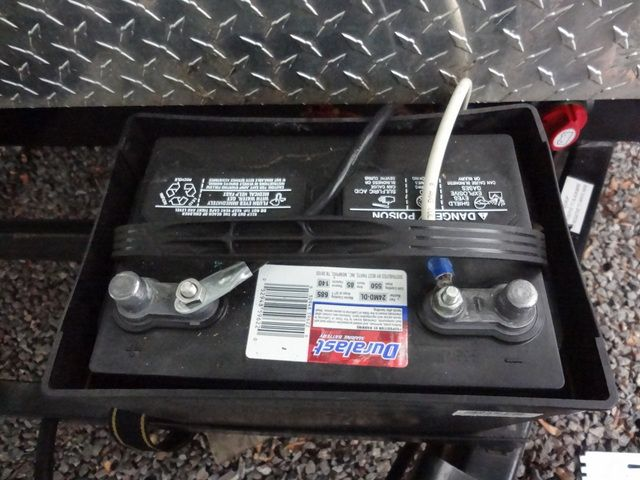 If your camper battery keeps draining in between trips, you should consider installing a camper battery disconnect switch.