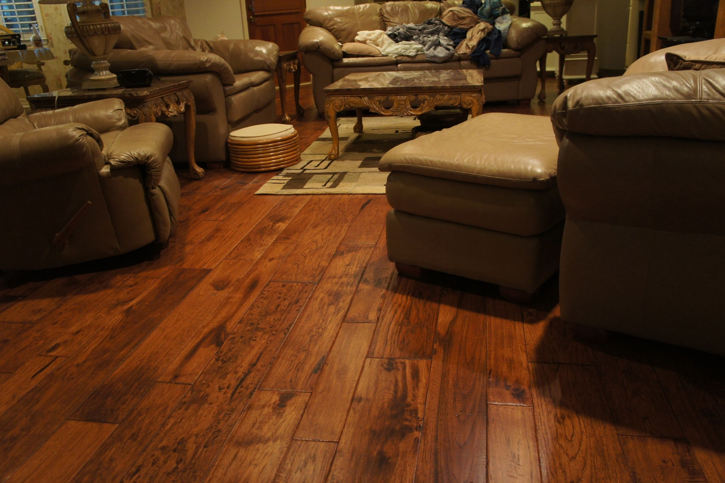 Johnson Hardwood Floors Tuscan Series Color Toscana For Family Room