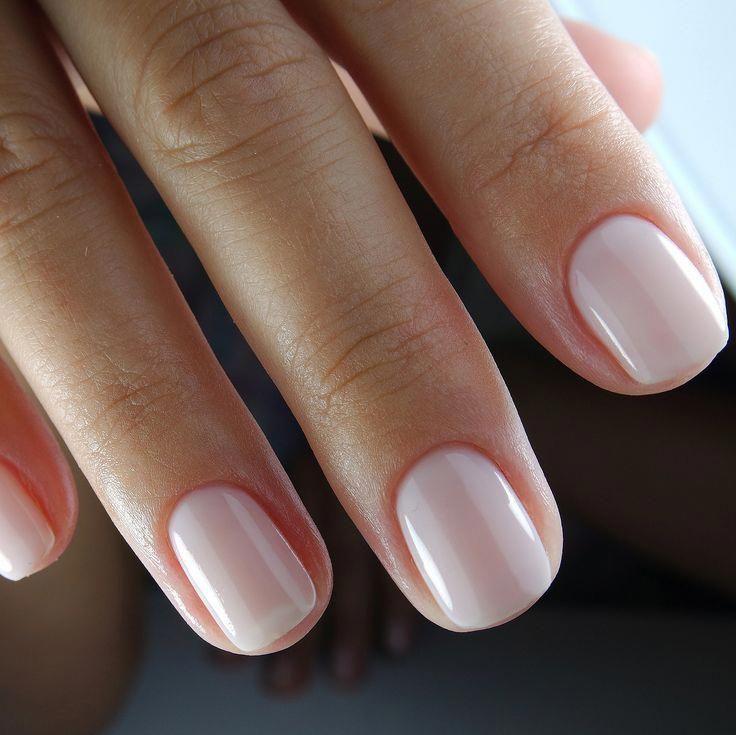 Fingernails Weddingnailsforbridefall Weddingnailsforbridegel Weddingnailsforbridespring In 2020 Ivory Nails Bride Nails Simple Wedding Nails