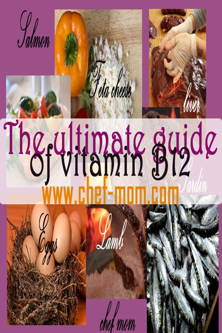 the ultimate guide of vitamin B12 Healthy mind, Healthy