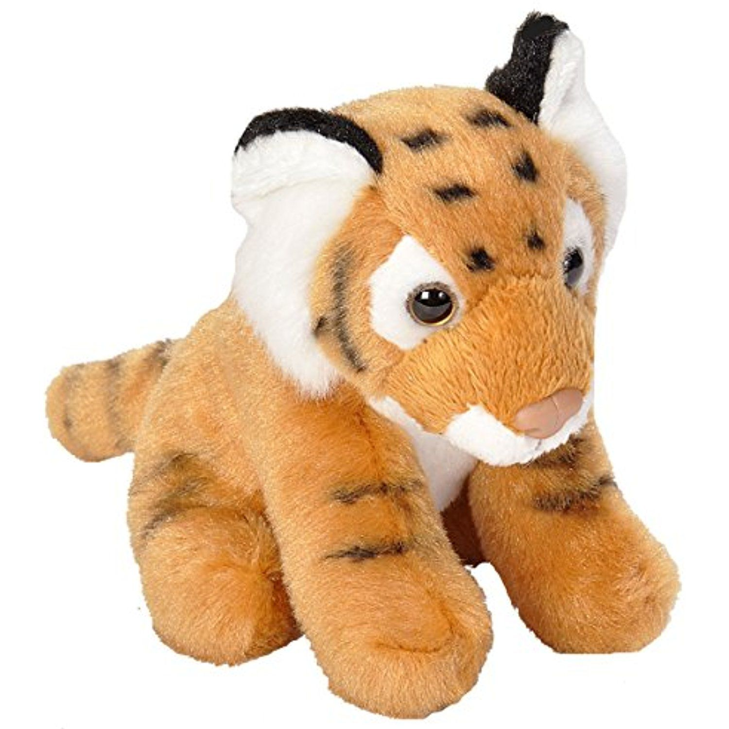 c4260c1ba920 Wild Republic Lil  Cuddlekins Tiger Plush   See this great product. (This  is an affiliate link)  StuffedAnimalsTeddyBears