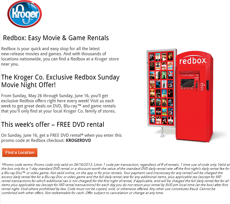 Redbox Deal! Coupon apps, Show me the money, Redbox