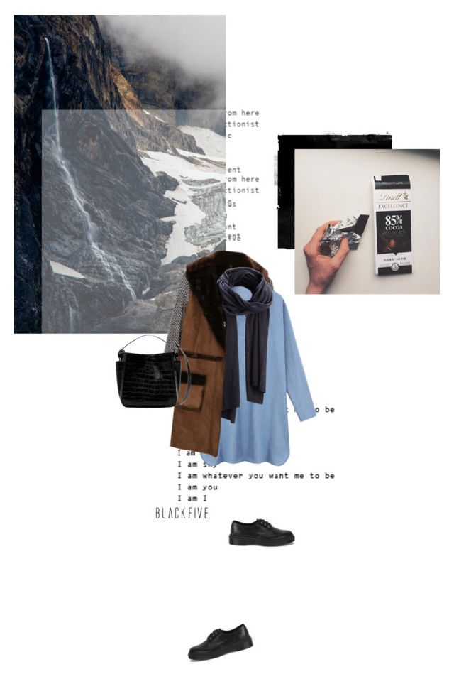 """""""."""" by cloud-walker ❤ liked on Polyvore featuring SELECTED, Dr. Martens, women's clothing, women's fashion, women, female, woman, misses and juniors"""