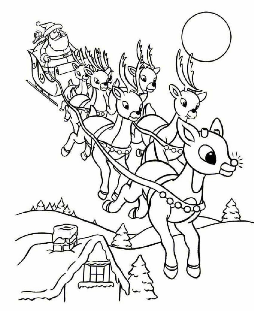 World Of Makeup And Fashion: Christmas Coloring Pages | Christmas ...