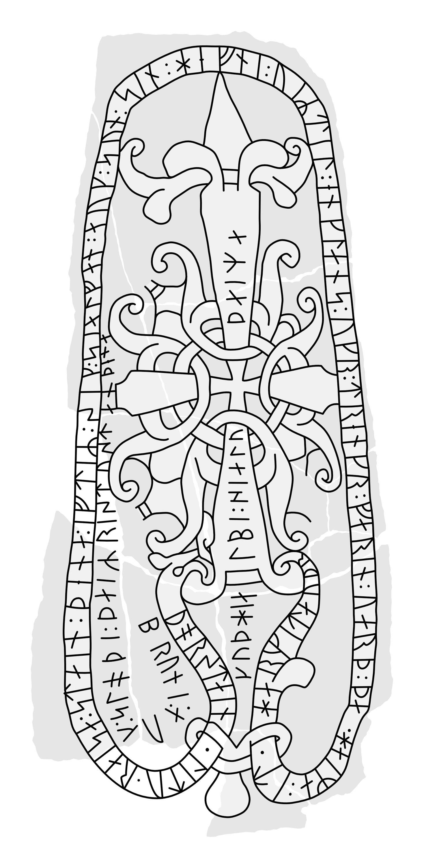 38++ White runestone ideas